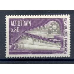 France 1970 - Y & T n. 1631 - Aérotrain (Michel n. 1701)