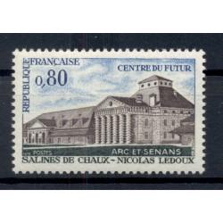 France 1970 - Y & T n. 1651 - Nicolas Ledoux (Michel n. 1724)