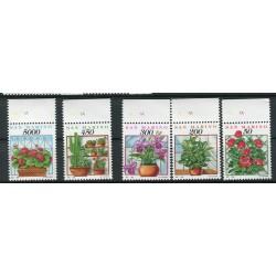 San Marino 1992 - Mi. n. 1503/1507 - Flowers