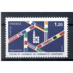 Francia 1979 - Y & T n. 2050 - Parlamento Europeo (Michel n. 2154)