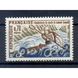 France 1969 - Y & T n. 1609 - Canoe-Kayak World Championships (Michel n. 1678)