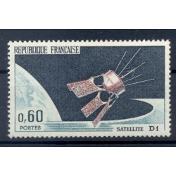 France 1966 - Y & T n. 1476 - Launch of the satellite D1 (Michel n. 1539)