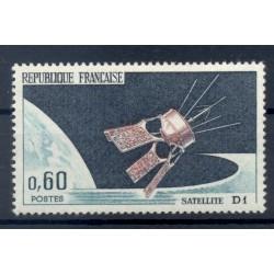 Francia  1966 - Y & T n. 1476 - Lancio del satellite D1  (Michel n. 1539)