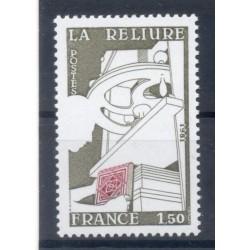 Francia  1981 - Y & T n. 2131 - La rilegatura (Michel n. 2256)