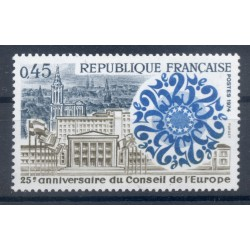 France 1974 - Y & T n. 1792 - Council of Europe (Michel n. 1872)