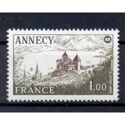 France 1977 - Y & T n. 1935 - Federation of French Philatelic Societies (Michel n. 2031)
