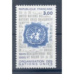 France 1985 - Y & T  n. 2374 - Nations Unies (Michel n. 2507)