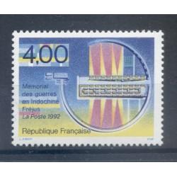 France 1993 - Y & T n. 2791 - Indochina War Memorial (Michel n. 2938)