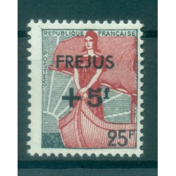 France 1959 - Y & T n. 1229 - For the benefit of the victims of Frejus (Michel n. 1273)