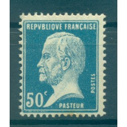 France 1923-26 - Y & T n. 176 - Louis Pasteur (Michel n. 157)