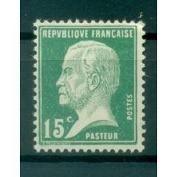France 1923-26 - Y & T n. 171 - Louis Pasteur (Michel n. 154)