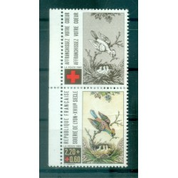France 1989 - Y & T n. 2612 a. - For the benefit of the Red Cross