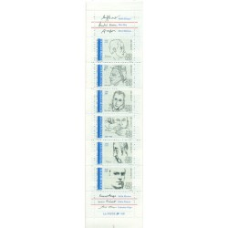 France 1991 - Y & T n. BC2687 - Famous personalities (Michel n. MH 23)