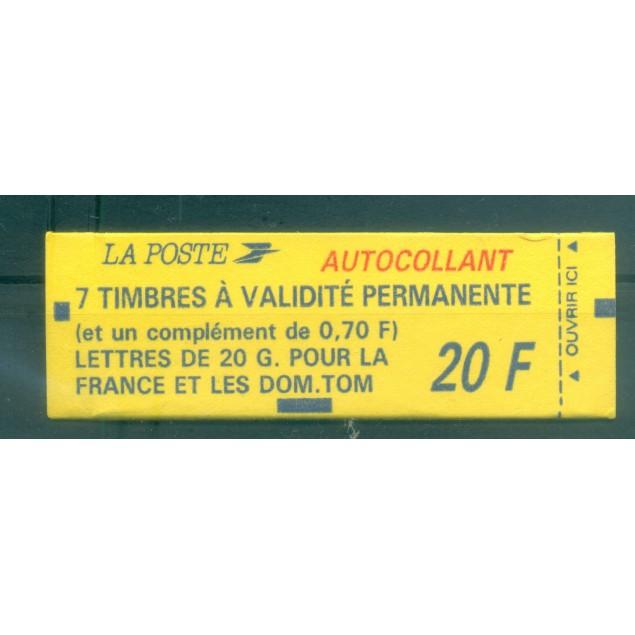 France 1993 - Y & T booklet n. 1503 - Definitive