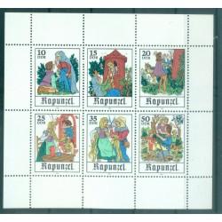 Germany - GDR 1978 - Y & T n. 2044/49 - Fairy Tales (Michel n. 2382/87)