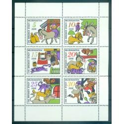 Germany - GDR 1971 - Y & T n. 1407/12 - Fairy Tales (Michel n. 1717/22)