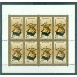 Germany - GDR 1983 - Y & T  n. 2441 - Precious hourglasses and sundials (Michel n. 2798)