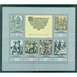 Germany - GDR 1975 - Y & T n. 1694/99 - German Peasants' War (Michel n. 2013/18)