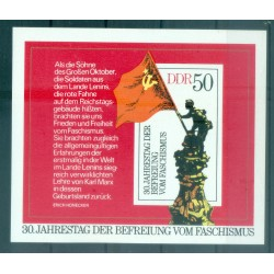 Germany - GDR 1975 - Y & T sheet n. 37 - Liberation (Michel sheet n. 42)