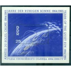 Germania - RDT 1964 - Y& T foglietti n. 15/17 - Sole calmo (Michel foglietti n. 20/22)