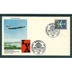 Germany 1965 - Y & T n.335 - International Transportation Exhibition