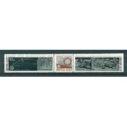 Russie - USSR 1966 - Michel n. 3296/98 - Luna IX