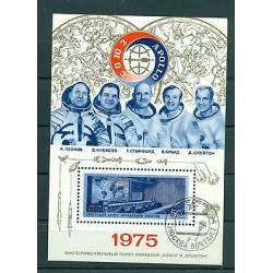 USSR 1975 - Y & T sheet n.104 - Apollo - Soyuz