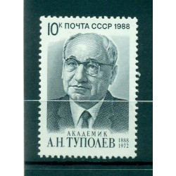 Russie - USSR 1988 - Michel n. 5876 - Andreï Tupolev