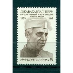 Russie - USSR 1989 - Michel n. 6002 - Jawaharlal Nehru