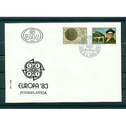Yougoslavie  - Yugoslavia 1983 - Michel n. 1984/85 - Europa
