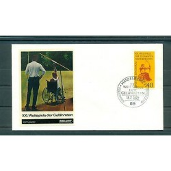 Germany 1972 - Y & T n.579 - Paralympic Games