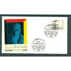 Germany 1972 - Y & T n.584 - Kurt Schumacher