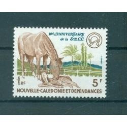CHEVAUX - HORSES NEW CALEDONIA 1977