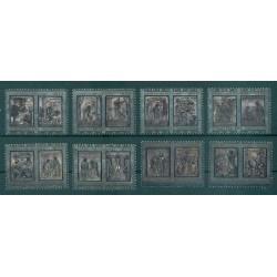 Vatican 1999 - Mi. n. 1311/1318 - Vers l'Année Sainte 2000