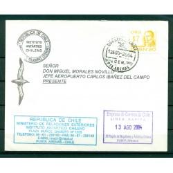 Chile 2004 -  Instituto Antártico Chileno