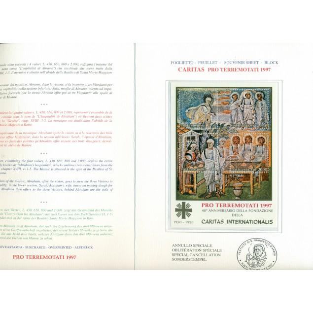 Vatican 1989 - Mi. n. 984/987 - Int. Eucharistic Congress