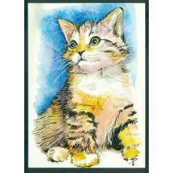 France - Carte postale - Illustrateur Seiler - MONSIEUR CHAT