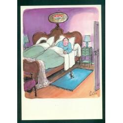 "France - Postcard - Designer TETSU - ""Les Grands Humoristes"""