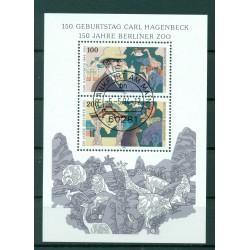 Allemagne -Germany 1994 - Michel feuillet n. 28 - Carl Hagenbeck
