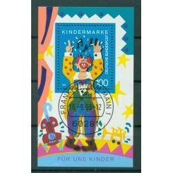 Allemagne 1993 - Michel feuillet n. 27 - Pour nous Enfants