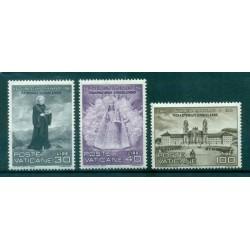 Vatican 1961 - Mi. n. 363/365 - Saint Meinrad