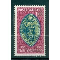 Vatican 1953 - Y & T  n. 191 - Peter Lombard